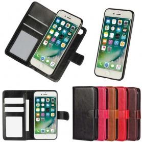 MOVE Magnetisk mobilplånbok 2i1 iPhone 7 / 8 mobilskal modral