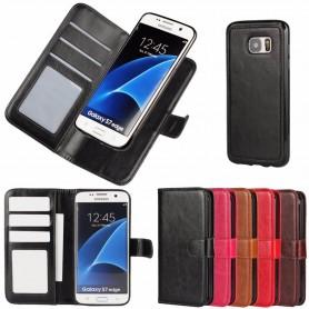 MOVE Magnetisk mobilplånbok 2i1 Galaxy S7 Edge