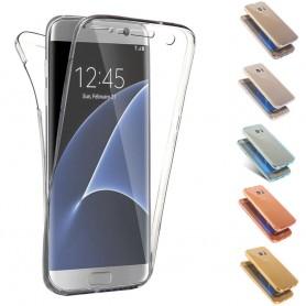 360 heltäckande silikon skal Galaxy S7