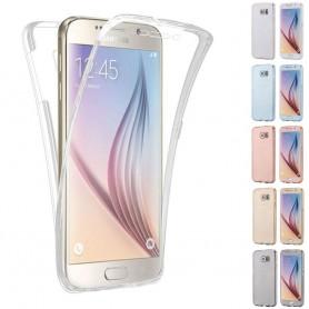 360 heltäckande silikon skal Galaxy S6