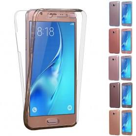 360 heltäckande silikon skal Galaxy J3 / J3 2016
