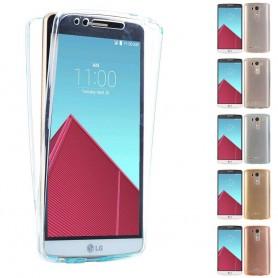 360 heltäckande silikon skal LG G4