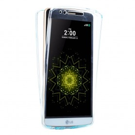 360 heltäckande silikon skal LG G5