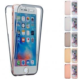 360 heltäckande silikon skal Apple iPhone 6, 6S