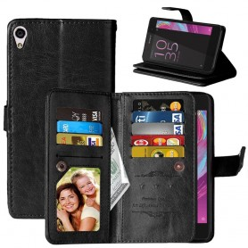 Dubbelflip Flexi Sony Xperia E5