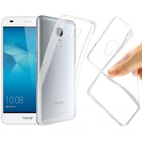 Huawei Honor 7 Lite / 5C Silikon skal Transparent