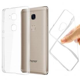 Huawei Honor 5X Silikon skal Transparent
