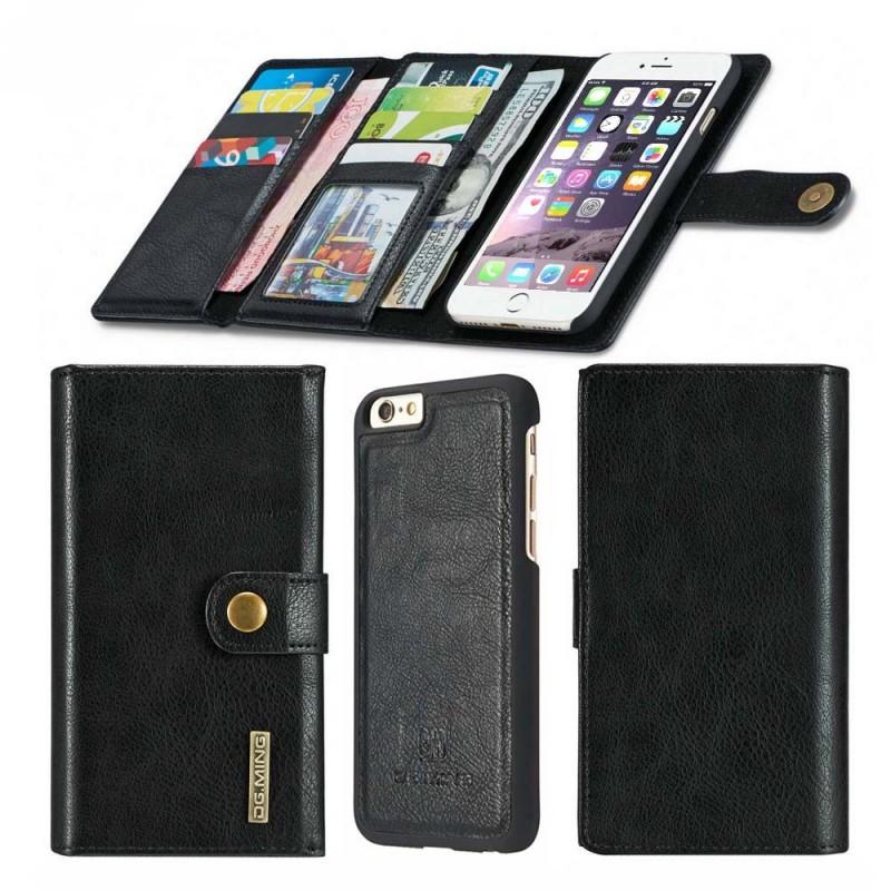 Mobilplånbok Tri-Fold 12 kort iPhone 6
