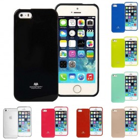 Mercury Jelly Case Apple iPhone 5,5S,5SE