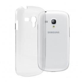 Clear Hard Case Samsung Galaxy S3 Mini (GT-i8190)
