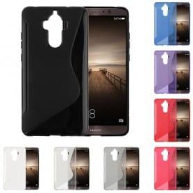 S Line silikon skal Huawei Mate 9