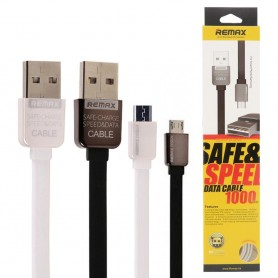 Remax KingKong Laddkabel 1m Micro USB