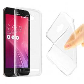 Asus Zenfone Max Silikon skal Transparent
