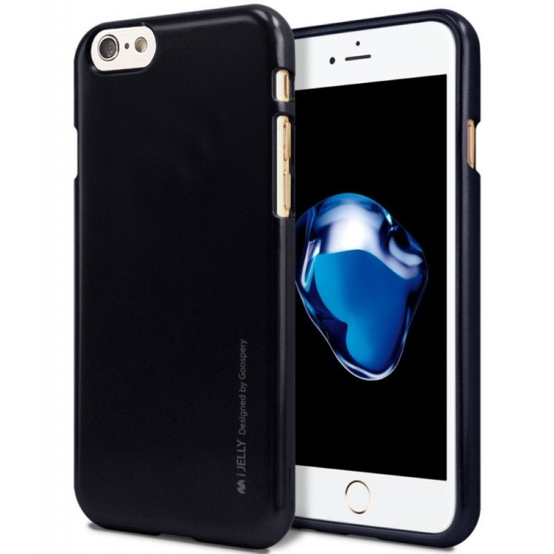 Mercury i Jelly Metal skal iPhone 6, 6S