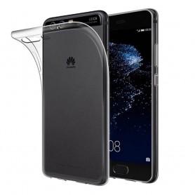Huawei P10 Plus silikon skal transparent