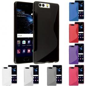 S Line silikon skal Huawei P10 Plus