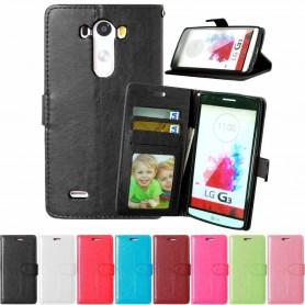 Mobilplånbok 3-kort LG G3