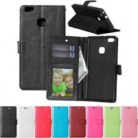 Mobilplånbok 3-kort Huawei P9 Lite