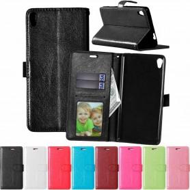 Mobilplånbok 3-kort Sony Xperia XA Ultra