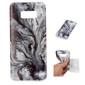 Marmor TPU skal Samsung Galaxy S8 Plus