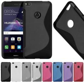 S Line silikon skal Huawei P8 Lite 2017/Honor 8 Lite
