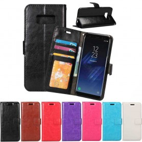 Mobilplånbok 3-kort Samsung Galaxy S8 Plus (SM-G955F)