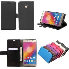Mobilplånbok Lenovo Vibe P2