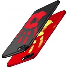 Värme känsligt skal Apple iPhone 6, 6S