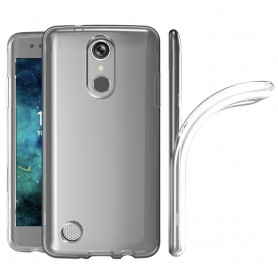 LG K8 2017 silikon skal transparent