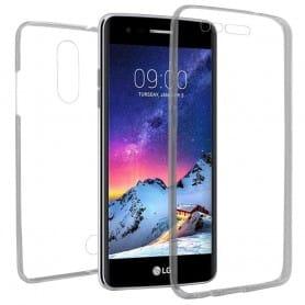 360 heltäckande silikon skal LG K8 2017