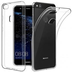 Huawei P10 Lite silikon skal transparent