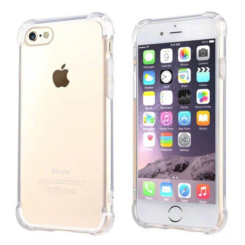 Köp Shoockproof silikon skal Apple iPhone 6 853426eaf25db