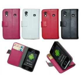Mobilplånbok 2-kort Samsung Galaxy Ace (GT-s5830)