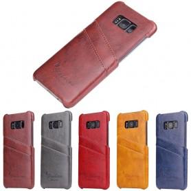 Retro skal med kortplatser Samsung Galaxy S8 SM-G950F