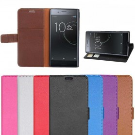 Mobilplånbok Sony Xperia XZ Premium G8141