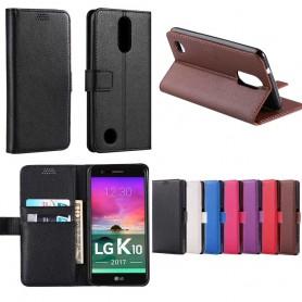 Mobilplånbok LG K10 2017