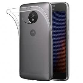 Motorola Moto X 2017 silikon skal transparent