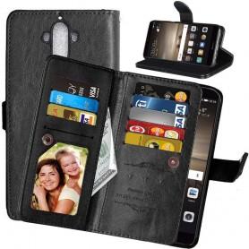 Mobilplånbok Dubbelflip Flexi Huawei Mate 9
