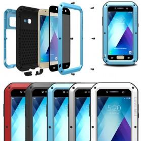 LOVE MEI Powerful Samsung Galaxy A3 2017 SM-A320F mobilskal