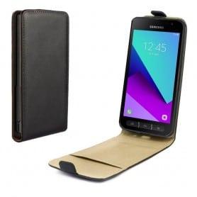 Sligo Flexi FlipCase mobilplånbok skal Samsung Galaxy Xcover 4 SM-G390F