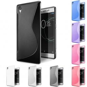 S Line silikon skal Sony Xperia XA1 Ultra (G3221)
