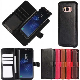 MOVE Magnetisk mobilplånbok 2i1 Samsung Galaxy S8 SM-G950F