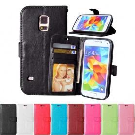 Mobilplånbok 3-kort Samsung Galaxy S5 SM-G900F