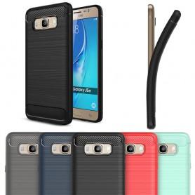 Borstat silikon TPU skal Samsung Galaxy J3 2016 SM-J310F CaseOnline.se