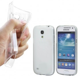Galaxy S4 silicone case transparent