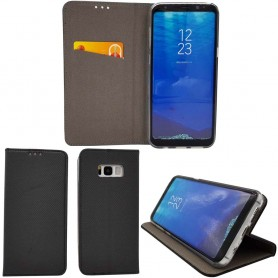 Moozy Smart Magnet FlipCase Samsung Galaxy S8 Plus SM-G955F CaseOnline.se