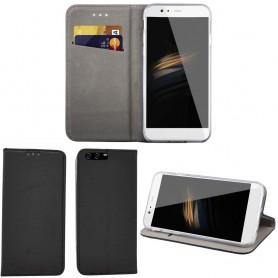 Moozy Smart Magnet FlipCase Huawei P10 VTR-L29 mobil skal caseonline.se