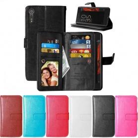 DoubleFlip Wallet Case 9-card Sony Xperia XZ/XZs (F8131)