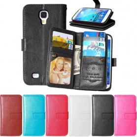 Dubbelflip Flexi 9-kort Galaxy S4 Mini