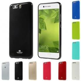 Mercury Jelly Case Huawei P10 silikon skal mobil skydd caseonline